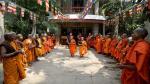 Así se celebra el nacimiento de Buda en Nepal - Noticias de terremoto en nepal