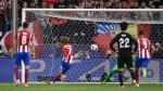 Griezmann: gran definición, pero gol con suspenso [VIDEO] - Noticias de saul niguez