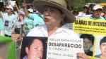 México: Madres marchan en su día por sus hijos desaparecidos - Noticias de ferdy alvarez