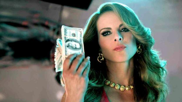 La mexicana Kate del Castillo volverá a ser