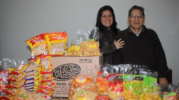 Raúl Medina y Silvia Medina (Foto: Adex)