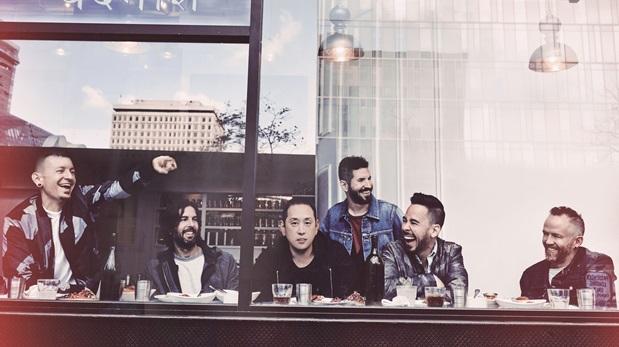 Linkin Park llegó a Lima en el marco de la gira del disco
