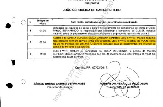 Odebrecht: confirman envío de coima a través de empresa peruana