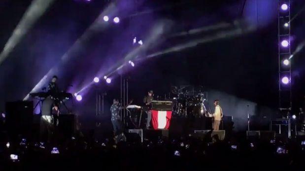 Linkin park en lima un repaso a lo mejor del concierto en for Puerta 9 del estadio nacional de lima