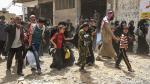 """""""El Estado Islámico nos apresó en las casas y minó las salidas"""" - Noticias de iraq"""