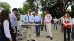 PPK encabezó campaña de fumigación contra el dengue en Piura - Noticias de alfredo thorne