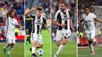 Real Madrid vs Juventus: los sudamericanos que estarán en final - Noticias de dani alves
