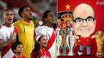 """Mister Chip: """"Perú tiene opciones de ir al Mundial"""" - Noticias de ricardo rondón"""