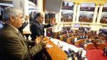 Miembros del Frente Amplio no aplaudieron a opositor venezolano - Noticias de justiniano apaza