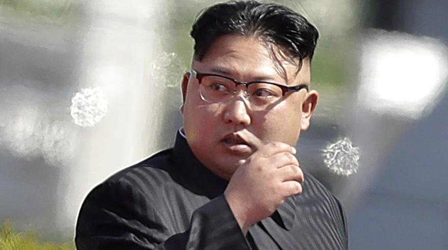 Kim Jong-un, máxima autoridad de Corea del Norte. (Foto: AP)
