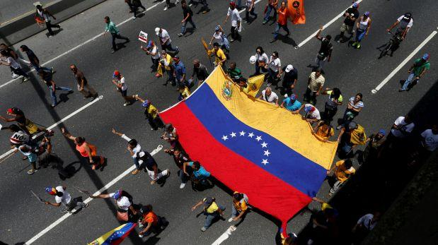 Unión Europea pide investigar violencia durante manifestaciones en Venezuela