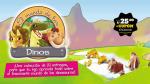 El Mundo de los Dinosaurios: aprender como jugando - Noticias de pasaje acuna