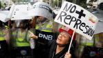 Venezuela: Manifestantes retuvieron a policías por diez horas - Noticias de jessica barrios