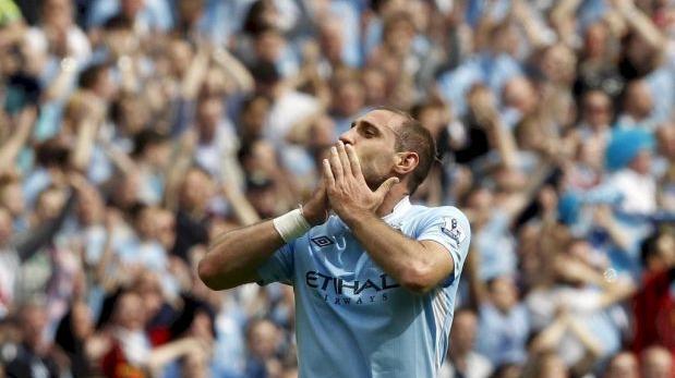 Manchester City gana pero sufren ante el Leicester