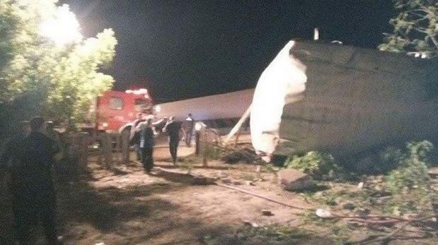 Tren se descarrila y deja al menos cuatro muertos — Grecia