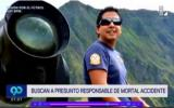 Costa Verde: testigo confirma que empresario causó fatal choque