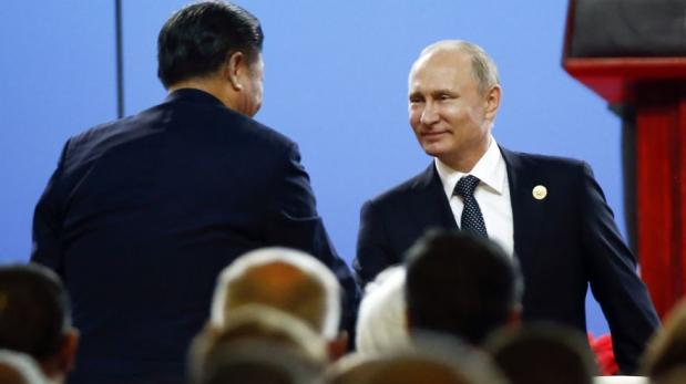 Rusia y China fijan próxima cumbre de Franja y Ruta para 2019