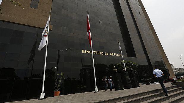 María Ferruzo renunció al cargo de secretaria general — Mindef