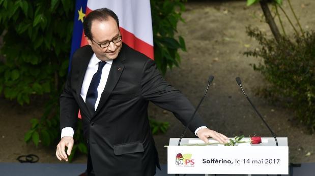 Emmanuel Macron asume la Presidencia de Francia