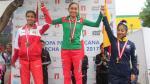 Marcha: García ganó medalla de plata en Copa Panamericana - Noticias de kimberly garcía