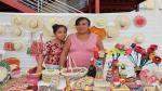Artesanas damnificadas trabajarán en el Día de la Madre [FOTOS] - Noticias de percy olivera palomino