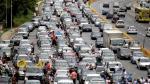 En auto, moto y caballo: Las protestas contra Maduro no cesan - Noticias de bartolome herrera