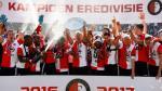 Feyenoord campeón tras 18 años: así fueron las celebraciones - Noticias de psv