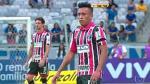 Christian Cueva erró un gol claro frente a Cruzeiro [VIDEO] - Noticias de lucas pratto