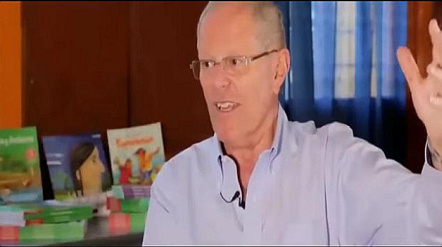 Oficialismo: PPK no hace propaganda en su programa de TV
