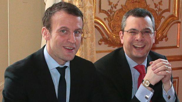 Emmanuel Macron nombra a Edouard Philippe como primer ministro