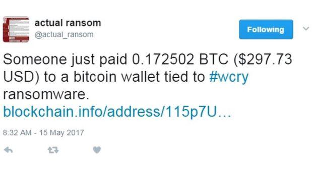 [Foto] ¿Debo pagar a chantajistas si mi PC es infectada con WannaCry?