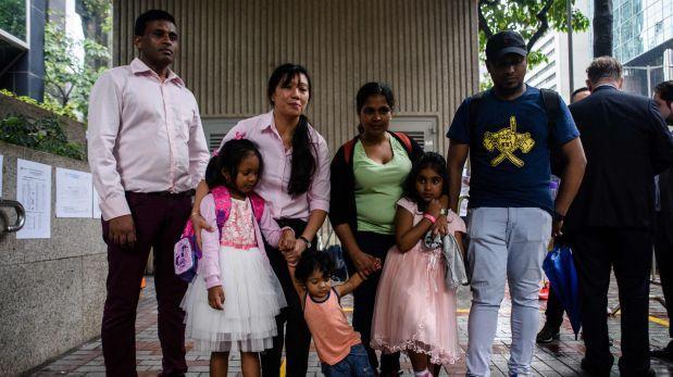 Familia que acogió a Snowden no podrá quedarse en Hong Kong