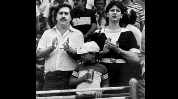 [Foto] El hijo de Pablo Escobar llegará a la Feria del Libro de Lima