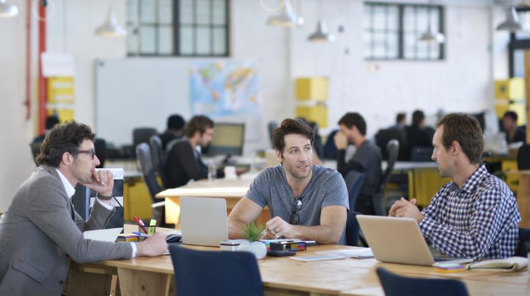 Open Space: ¿Por qué este diseño de oficinas es más productivo?