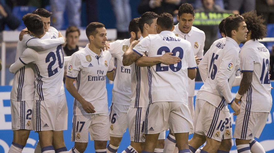 Madrid tiene la Liga al alcance