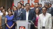 Fuerza Popular: congresistas niegan división en su bancada