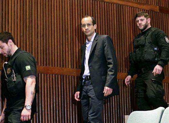 Marcelo Odebrecht reafirmó que entregó dinero a Nadine Heredia