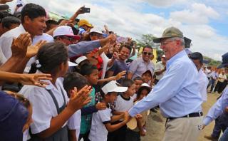 Presidente Kuczynski viajará mañana a la región San Martín