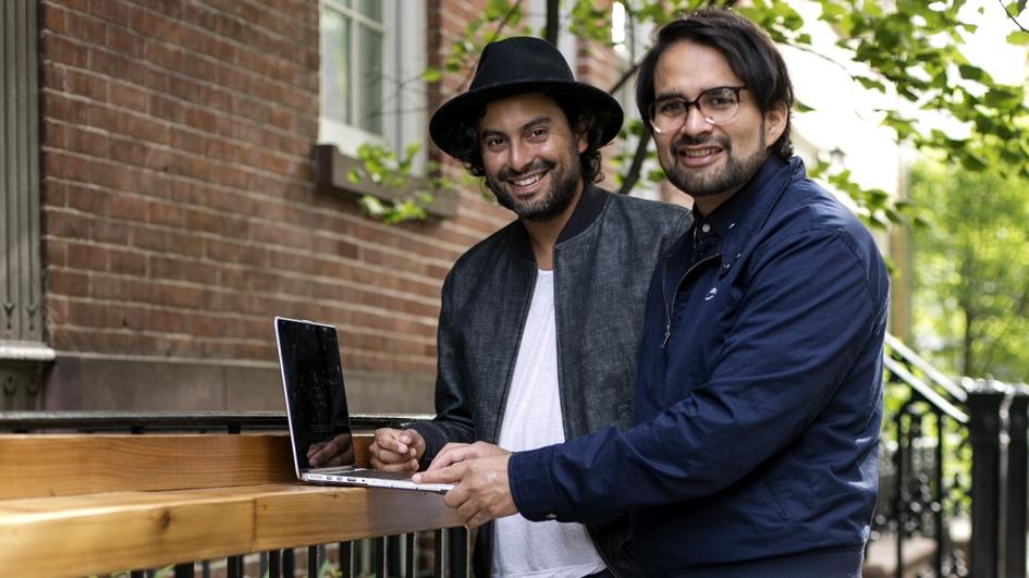 Gian Carlo Lanfranco y Rolando Córdova son directores creativos de marcas globales en McCann Nueva York. Su filosofía es siempre