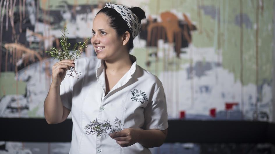 Arlette Eulert: La chef que rinde tributo a la Pachamama