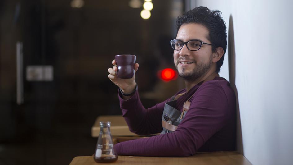 Harryson Neira: el guardián del café peruano.