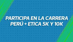 Carrera Perú+ética