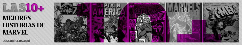 Estas son las 10 mejores historias de Marvel