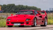 US$890 mil por este Ferrari