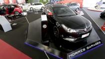 Motorshow: los modelos de MG