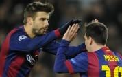 Barcelona goleó 5-0 al Córdoba con goles de Messi y Suárez