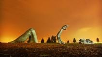 Las esculturas más aterradoras