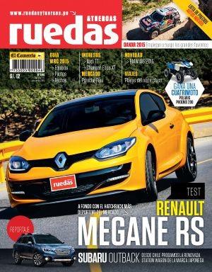 Edición impresa Ruedas & Tuercas!