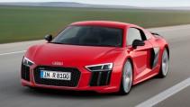 Audi develó el nuevo R8 2015