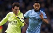 Manchester City va por la remontada ante Barza en el Camp Nou